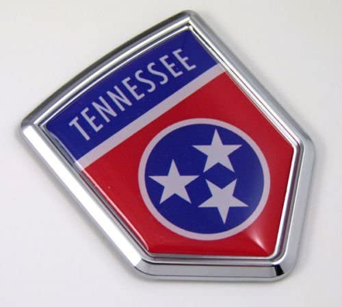 CAR GRILLE CHROME EMBLEM BADGE US SEAL
