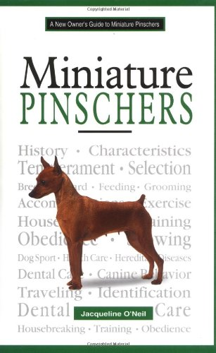 Miniature Pinscher (New Owners Guide)
