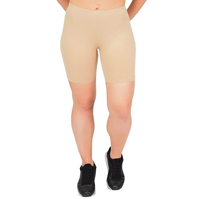 Cycling Womens Cycling Shorts Bike Shorts Active Gym Shorts Stretch Animal Print 8-18 Shorts