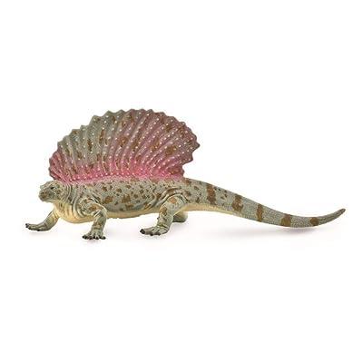 Collecta 88840 Edaphosaurus Miniature Animal Figure Toy: Toys & Games