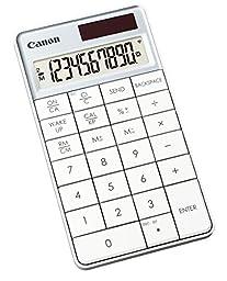 Canon numeric keypad calculator X Mark I KRF White