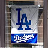 WinCraft Los Angeles Dodgers Double Sided Garden