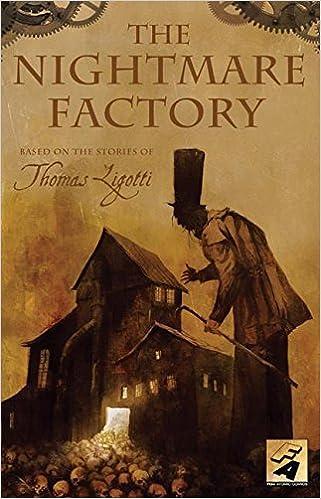 The Nightmare Factory Amazon De Ligotti Thomas Moore Stuart Harris Joe Fremdsprachige Bucher