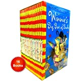 Winnie the Witch's Big Box of 16 Books By Laura Owen