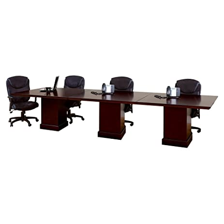 Amazoncom Mount View Rectangular Conference Table W - 144 conference table