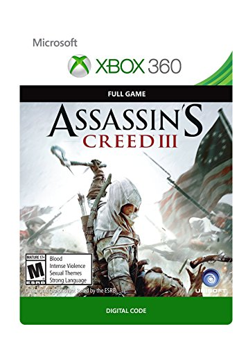 Assassin's Creed III - Xbox 360 [Digital Code] by Ubisoft