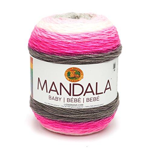 Lion Brand Mandala Baby Dreamworld - New Color