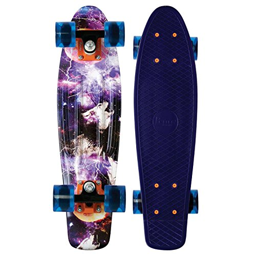 Penny Australia Classic Complete Skateboard,Space Navy,22-Inch