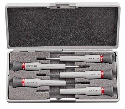 USAG 329 NTX//S8 U03290058 Serie di 8 Giraviti per Viti con Impronta TORX/®