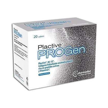 Progen Plactive 20 Sobres de Masterdiet - Pharmadiet
