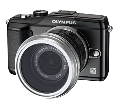 Olympus MCON-P01 Macro Converter (Silver) - International Version (No Warranty) by Olympus