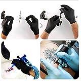 Tattoo Needles, CINRA 50 Disposable Sterile Tattoo