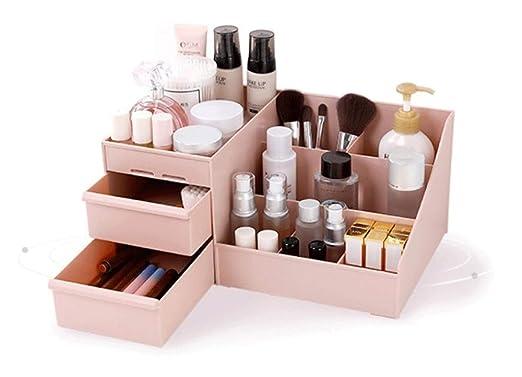 MMPY Caja de Almacenamiento de cosméticos División de la Oficina ...