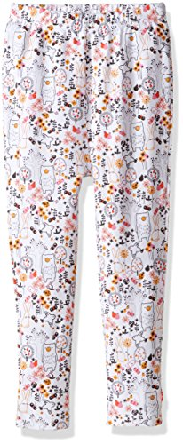 (Zutano Baby Girls' Toddler' Skinny Legging, Folktale, 2T)