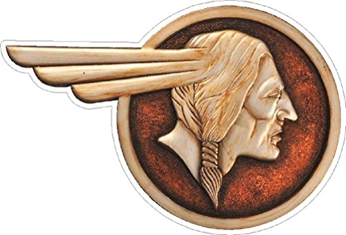 Pontiac Motors Classic Head VIntage sticker decal NHRA RatRod Street Rod