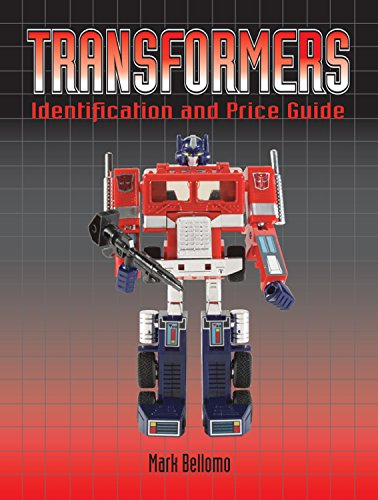 (Transformers: Identification and Price Guide)