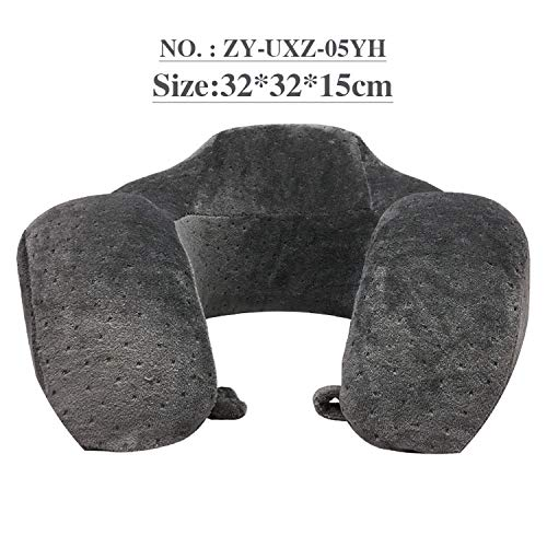 Care The Cervical Spine U Pillow Office Travel Aircraft Pillow Neck Pillow Easy Carry Washable Memory Material,ZY-UXZ-05YH,