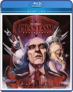 Phantasm: Remaster [Blu-ray/DVD Combo] from Well Go USA