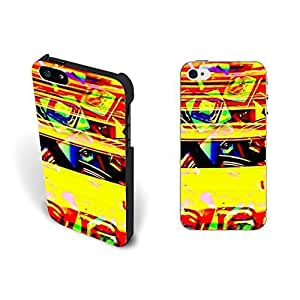 Colorful Abstract Art Paint Design Case For Samsung Galsxy S3 I9300 Cover Simple Vogue Custom Design Hard Plastic Case For Samsung Galsxy S3 I9300 Cover Case Skin for Girls