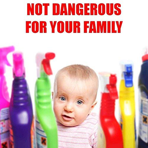 BlueBio Drain Cleaner 64oz Bottle   Safe Natural Organic Drain Cleaner by BlueBio (Image #1)