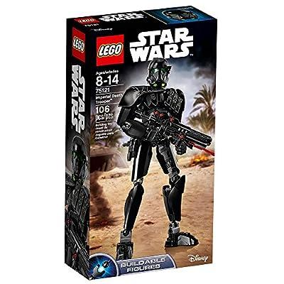 LEGO Star Wars Imperial Death Trooper 75121 Star Wars Toy: Toys & Games