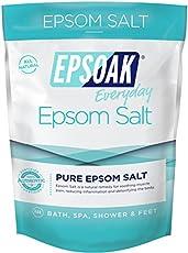 epsom salt dosering