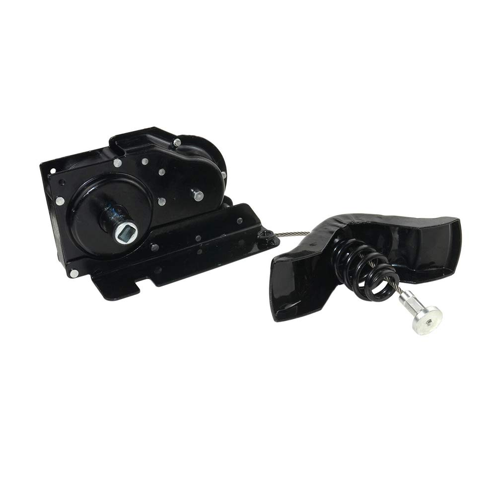 FOLCONROAD Spare Tire Carrier /& Hoist for 99-07 Ford F250 F350 Super Duty 924-528