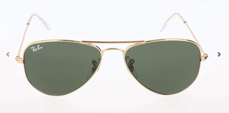 Ray-Ban RB3044 Aviator Small Metal Sunglasses