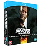 Die Hard Quadrilogy [Blu-ray] [1988] [Reino Unido]