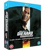 Die Hard Quadrilogy [Blu-ray] [1988] [Reino Unido]