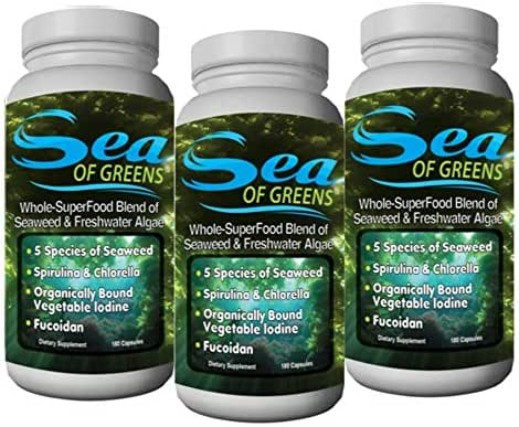 Sea of Greens® 3 pack