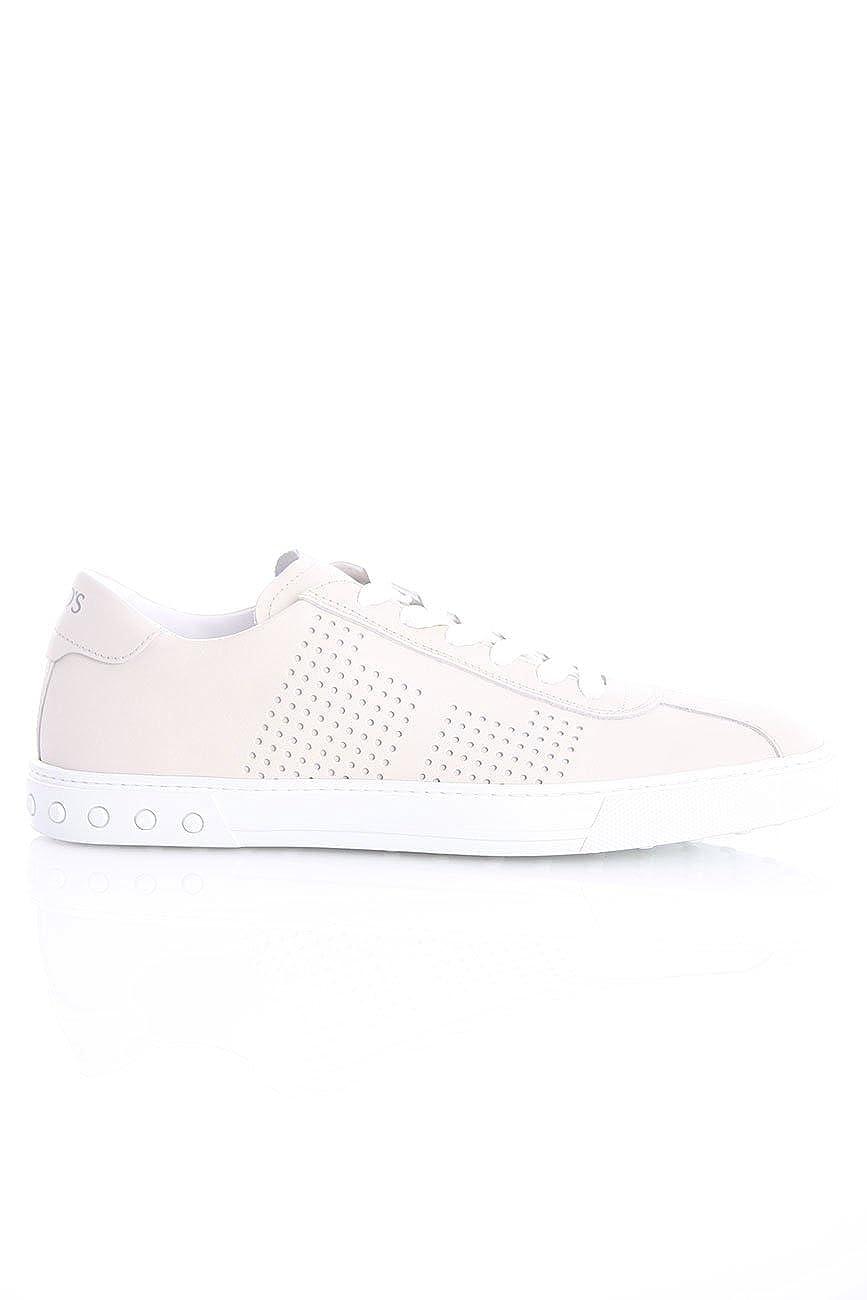 Tod's Sneaker EN Piel, Hombre. 7,5 En línea Obtenga la mejor oferta barata de descuento más grande