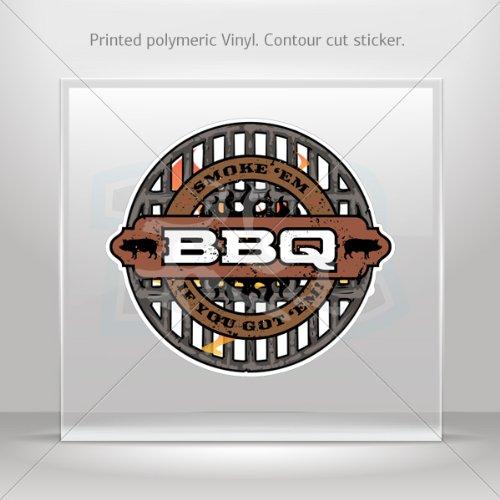 bbq sticker - 2