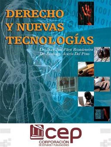 Descargar Libro Derecho Y Nuevas Tecnologías Dr. Juan José Páez Rivadeneira