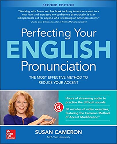 Perfecting Your English Pronunciation: Susan Cameron