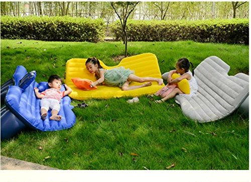 Inflating Car Car Travel Inflatable Bed