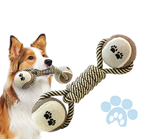 Dog Chew Toy Small and Medium Dogs Chew Teething Rope Toys Cuteshower DurableTraining Toy,Interactive Pet Toys (Them Keep Busy)