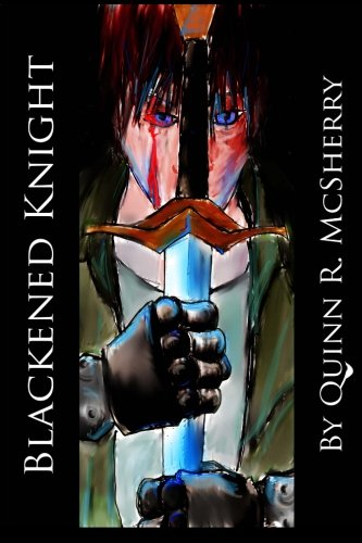 Book: Blackened Knight by Quinn R. McSherry