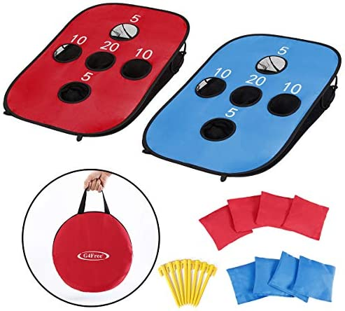G4Free Portable Collapsible Cornhole Carrying product image