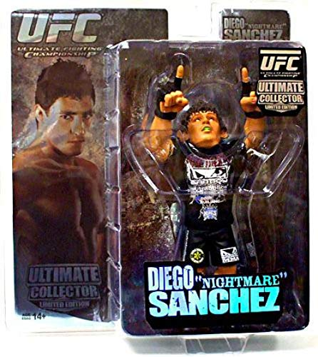(Round 5 MMA UFC Ultimate Collector Series 3 Diego Nightmare Sanchez Action Figure [Limited Edition])