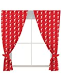 Liverpool FC 66″ x 72″ Drop Polycotton Curtains Ready Made Review