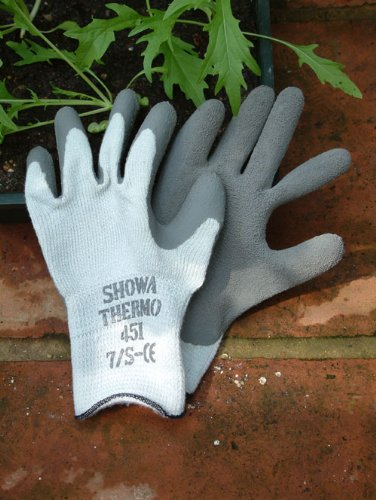 Showa 451 Thermo Grip Insulated Gloves (Small) Globus