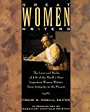 img - for Great Women Writers: The Lives and Works of 135 of the World's Most Important Women Writers, from Antiquity to the Present (A Henry Holt Reference B) book / textbook / text book