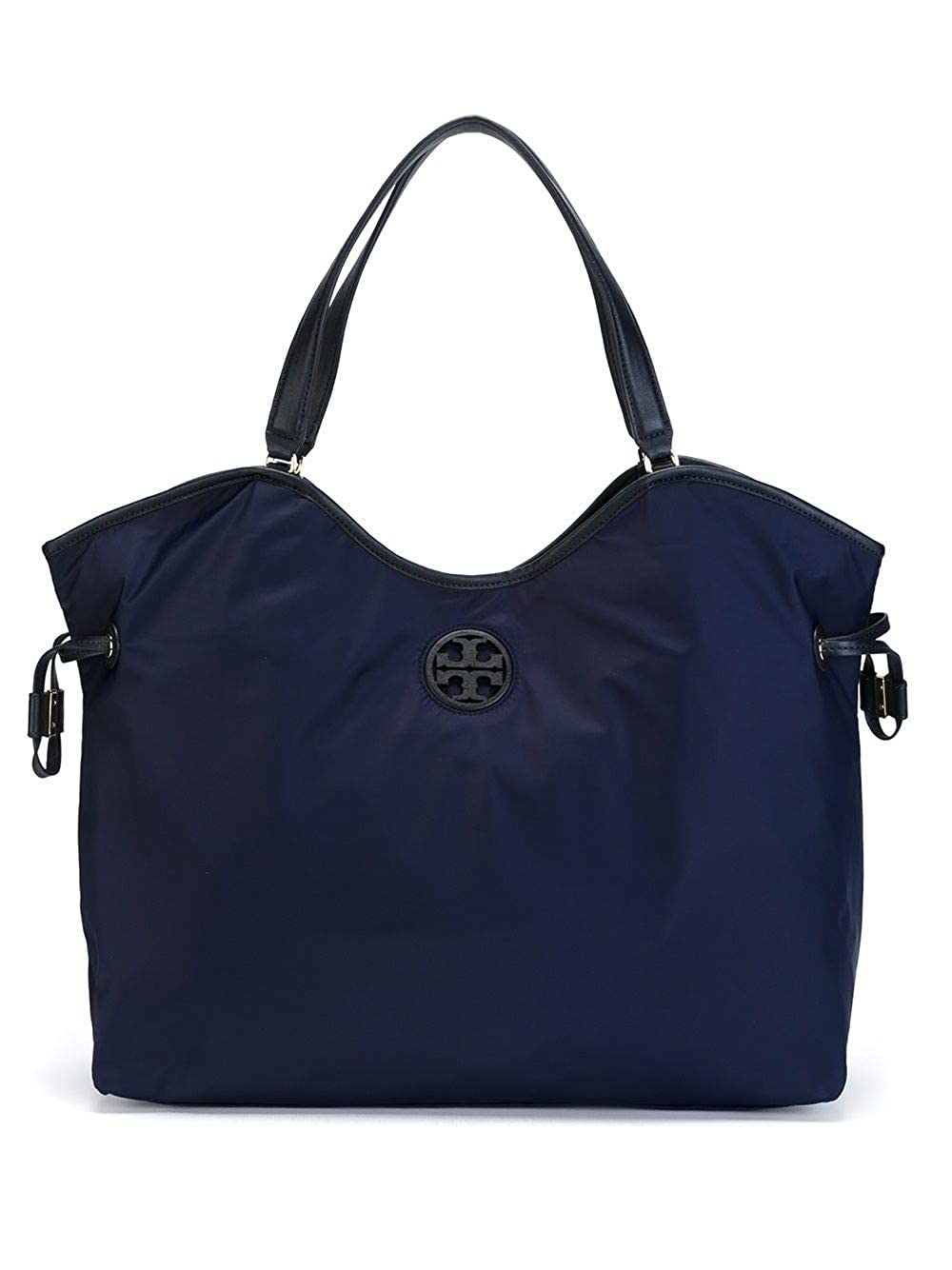 6048f4e0e07 Tory Burch Nylon Slouchy Tote Shoulder Bag