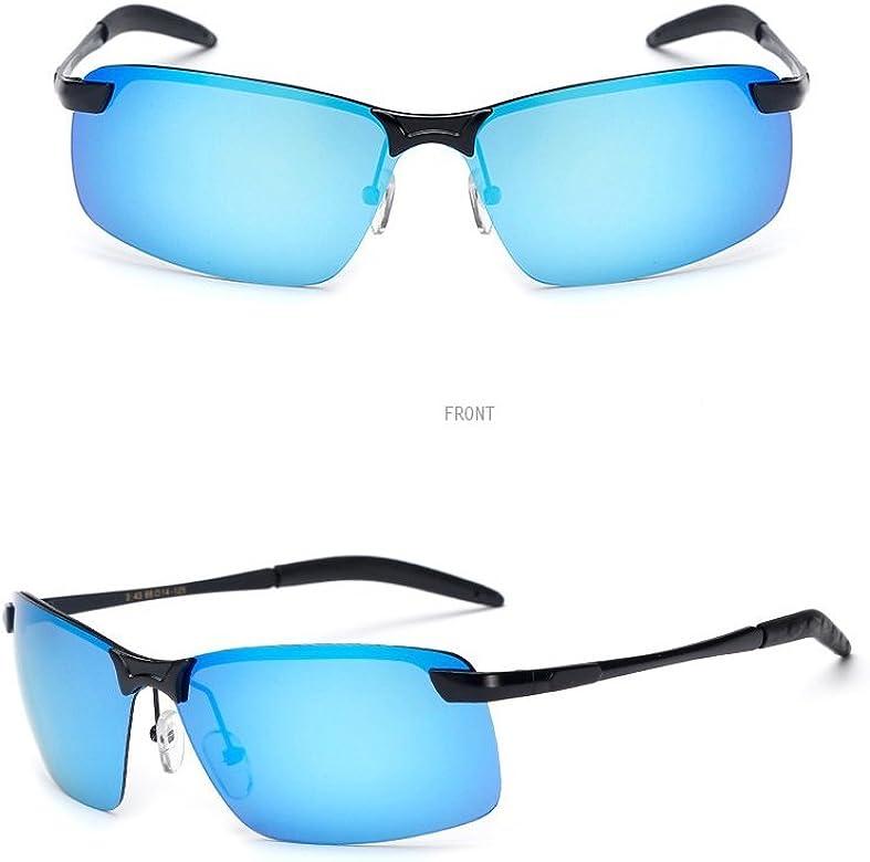 Manyip Gafas de sol - Polarizadas 100% UV400 Protección,cristales ...