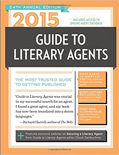 Book 2015 Guide to Literary Agents: The Most Trusted Guide to Getting Published