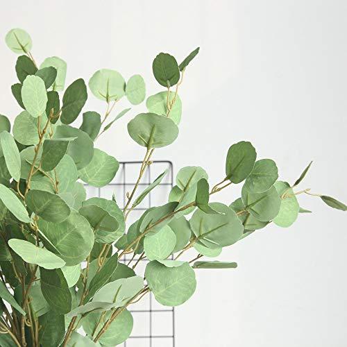 Ornament Bush ( AIUSD Clearance , Artificial Plants Fake Leaf Foliage Bush Home Office Garden Flower Wedding Decor)