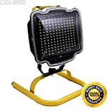 COLIBROX--NEW 150 SMD Super Bright LED Cordless Portable Work Light Automotive Emergency. Designed to be portable and easy storage LED: 150 SMD Surface Mount Diodes.