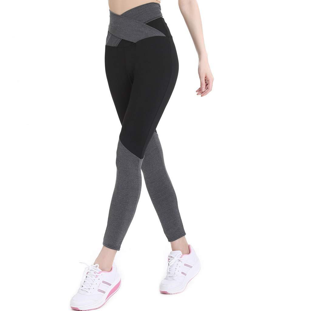 Pantaloni Donna Vita Alta Topgrowth Skinny Leggings Patchwork Bowtie Push Up Casual Running Workout Fitness Elastico Pantaloni da Yoga LFY81220201