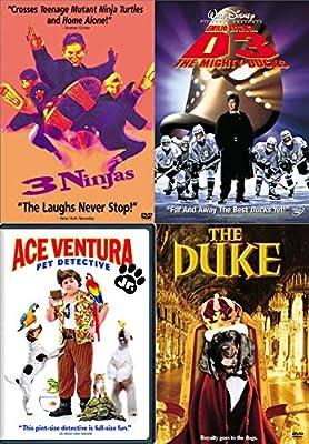 Amazon.com: Pint Sized Movie Boys Night: Mighty Ducks D3 ...